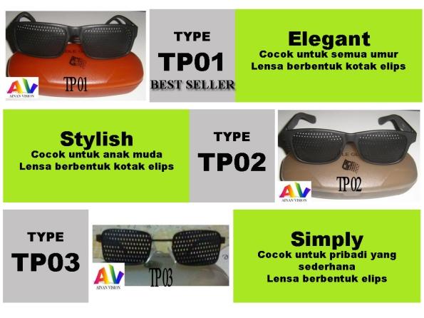 katalog kacamata terapi TP0123