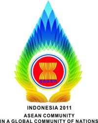 Logo KTT ASEAN 2011