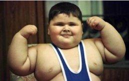 penyebab gemuk bukan makan