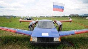 mobil terbang tahun 1987